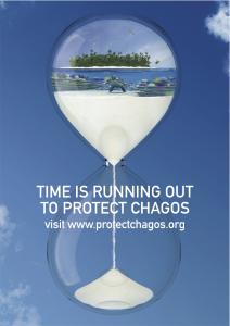 Chagos environmental campaign